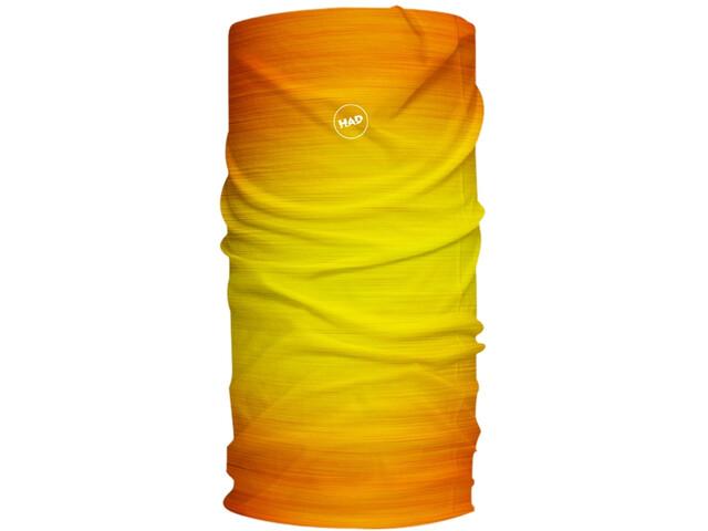 HAD Coolmax Next Level Loop Sjaal, geel/oranje